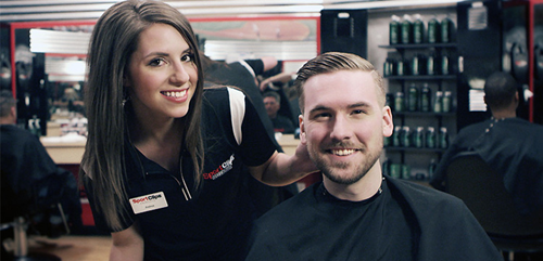 Sport Clips Haircuts of Lafayette - Pinhook Drive Haircuts